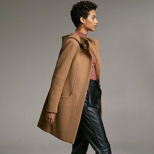Babaton Pearce wool-cashmere coat.